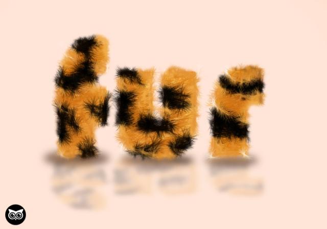 Furry text