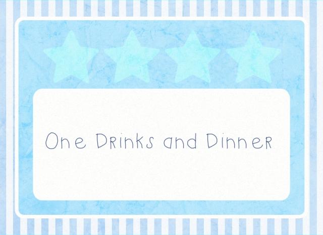 Drinks n Dinner