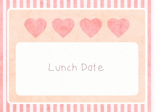 lunch date